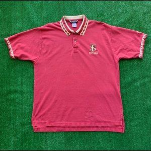 Vintage Champion Florida State Seminoles Polo